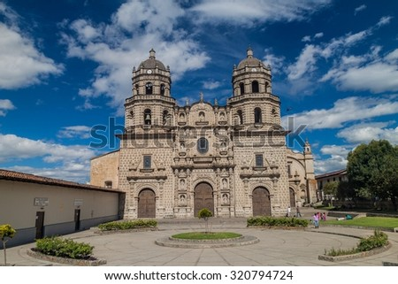 Cajamarca City