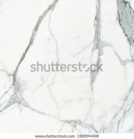 Calacatta Golg. Marble texture. White wall stone background.  - stock photo