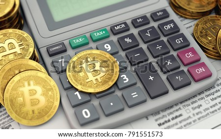 bitcoin cryptocurrency tax calculator
