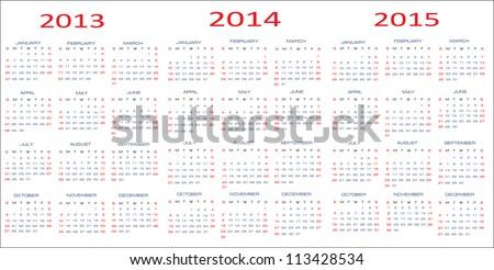 editable 2015 calendar