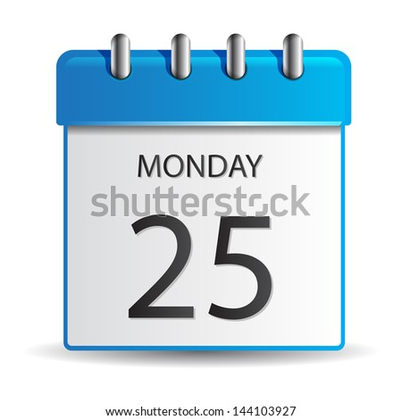 Calendar Day Icon Stock Photos, Royalty-Free Images & Vectors ...