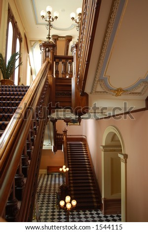 California Capitol Staircase