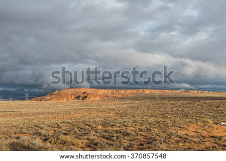 California route 1 scenic Mountains view drive - stock photo