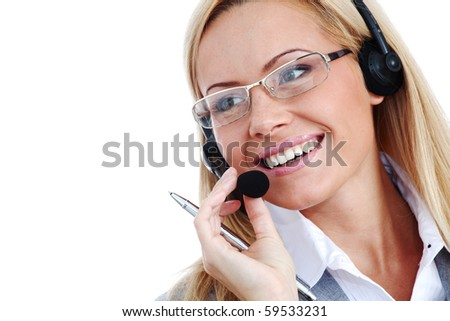 Call with headset