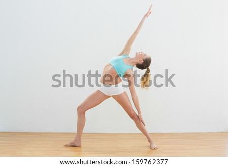 """high Lunge Pose"" Stock Images, Royalty-Free Images ..."