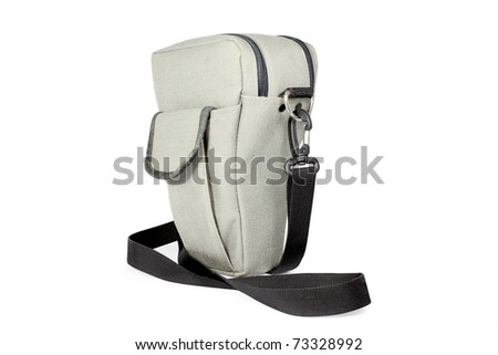 Camera Bag - stock photo