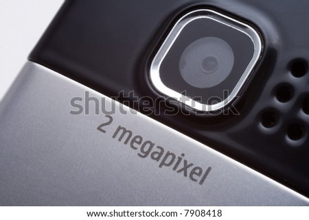 camera on cell phone