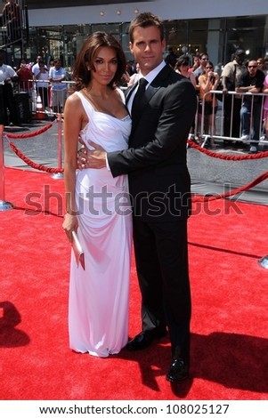Cameron Mathison  arriving at  the 35th Annual Daytime Emmy Awards. Kodak Theatre, Hollywood, CA. 06-20-08