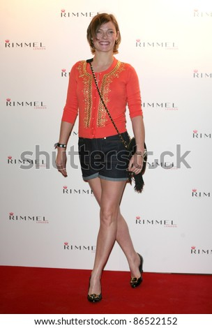 Camilla Rutherford arriving for the Rimmel Party, at Battersea Power Station, London. 16/09/2011 Picture by: Alexandra Glen / Featureflash