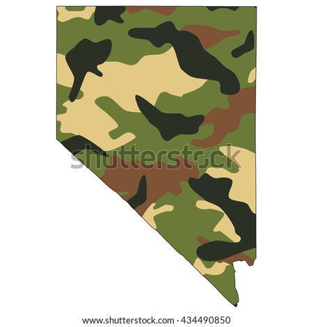 Camo texture in map - Nevada