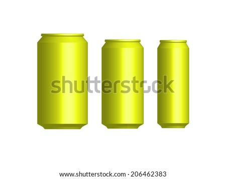 can illustrator, for liquid,beer, lager, alcohol, soft drinks, soda,   lemonade, cola, energy drink, juice, water
