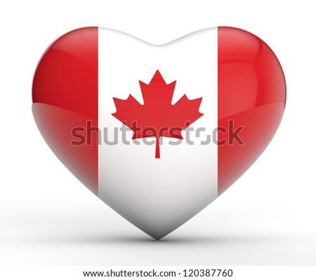 Canada Patriotism - stock photo