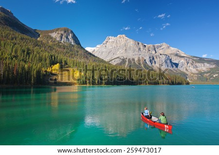 Canada's National Park in Alberta's Rocky Mountain