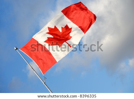 Canadian Flag Series