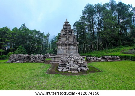 Candi Son go Semarang Central Java