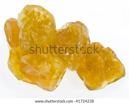 candied dried fruit physalis