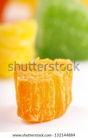 candied peel - stock photo