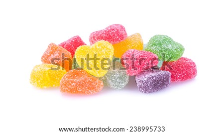 candies. jelly candies on a background. jelly candies on a background.