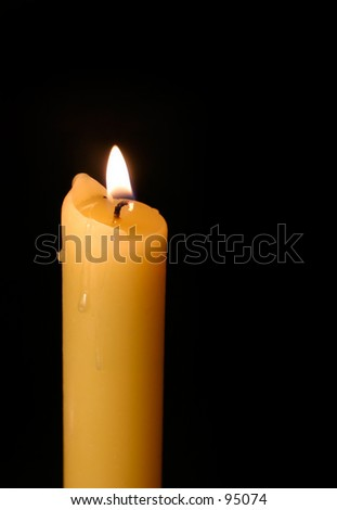 Candle in the Dark II