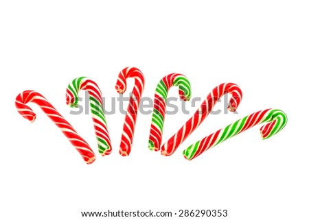 Candy cane / Christmas candy