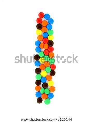 Candy I - stock photo