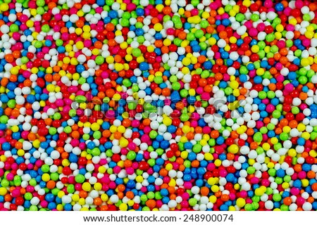Candy Wallpaper - stock photo