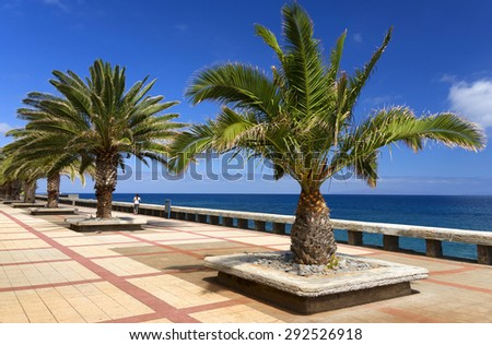 Canico de Baixo Resort, Madeira, Portugal, Europe - stock photo