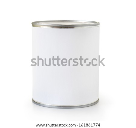 canned food  - stock photo
