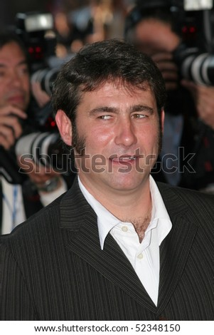 CANNES, FRANCE - MAY 18: Actor Sergi Lopez   arrives at the screening of 'Peindre Ou Faire L'Amour' at the Palais during the 58th Cannes Film Festival May 18, 2005 in Cannes, France