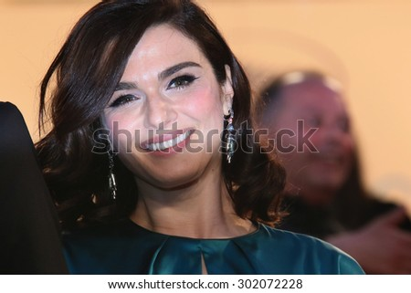 CANNES, FRANCE - MAY 20, 2015:  Actress Rachel Weisz  attends the 'Youth' Premiere during the 68th annual Cannes Film Festival on May 20, 2015 in Cannes, France.