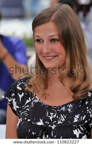 CANNES, FRANCE - MAY 14, 2008: Alexandra Maria Lara at photocall for Cannes Jury at the 61st Annual International Film Festival de Cannes.