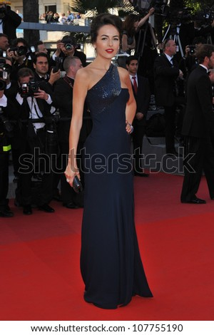 "CANNES, FRANCE - MAY 14, 2010: Camilla Belle at the premiere screening of ""Wall Street: Money Never Sleeps"" at the 63rd Festival de Cannes."