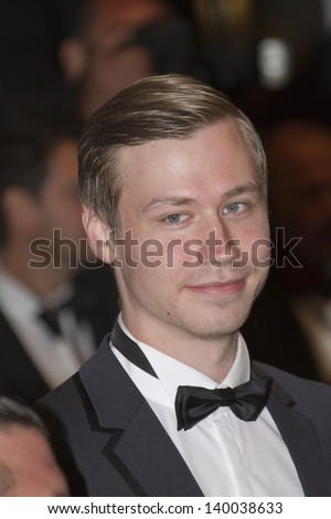 CANNES, FRANCE - MAY 24: David Kross attends the 'Michael Kohlhaas' premiere during The 66th Annual Cannes Film Festival at the Palais des Festival on May 24, 2013 in Cannes, France.