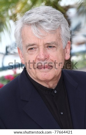CANNES, FRANCE - MAY 18: Director Alain Cavalier attends the 'Pater' photocall at the Palais des Festivals during the 64th Cannes Film Festival on May 18, 2011 in Cannes, France