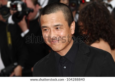 CANNES, FRANCE - MAY 17:  Director Ye Lou attends the 'De Rouille et D'os' Premiere during the 65th Cannes Film Festival at Palais on May 17, 2012 in Cannes, France.