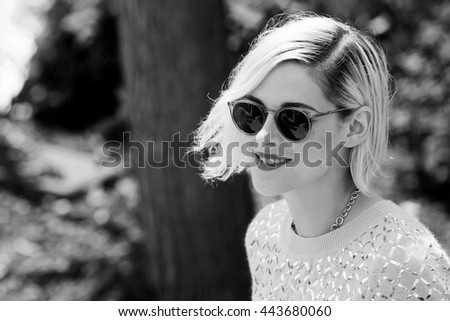 CANNES, FRANCE - MAY 17: Kristen Stewart attends the 'Personal Shopper' photo-call during the 69th Cannes Film Festival on May 17, 2016 in Cannes, France - stock photo