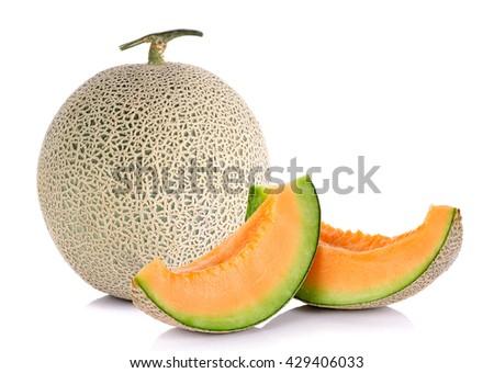 how to cut up rockmelon