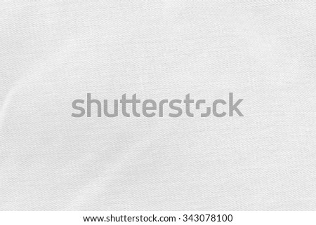 canvas fabric texture white background