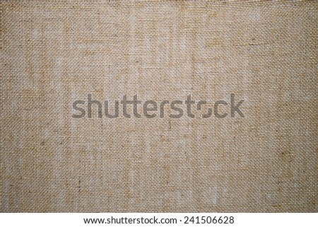 Canvas texture - stock photo