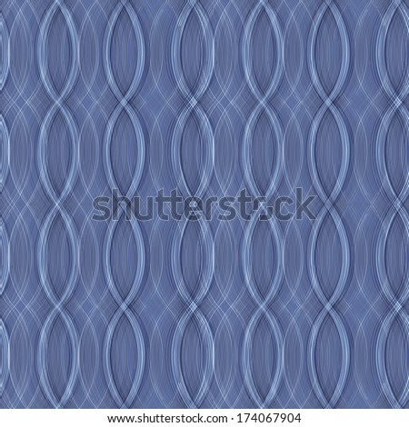 Canvas  texture wave, seamless pattern. - stock photo