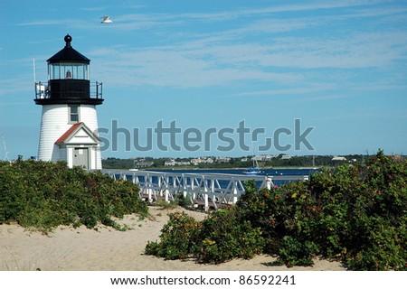 Cape Cod - stock photo