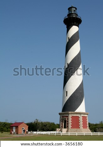 Cape Hatteras Lighthouse - North Carolina Outerbanks