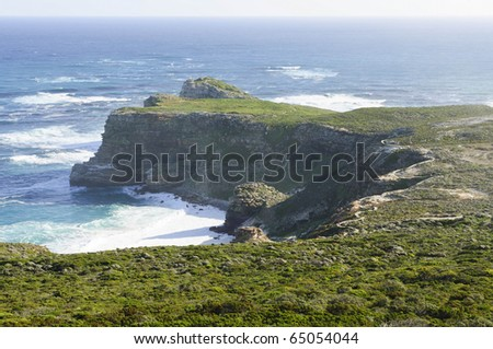 Cape of Good Hope, South Africa - stock photo