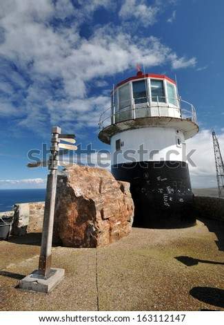 Cape Point light house South Africa