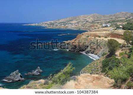 Cape Pomos, Cyprus - stock photo