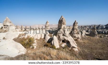 Cappadocia - stock photo