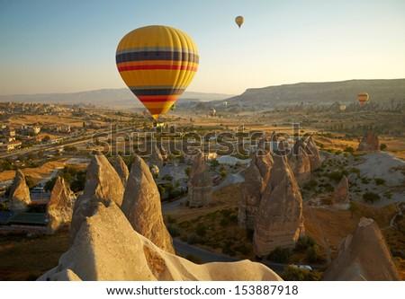 Cappadocia. Turkey - stock photo