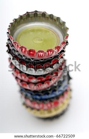 caps - stock photo