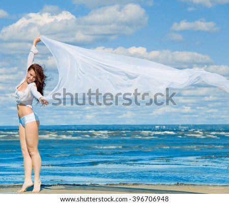 Captured a wind - stock photo
