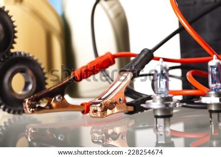 Car Auto Accessories - stock photo